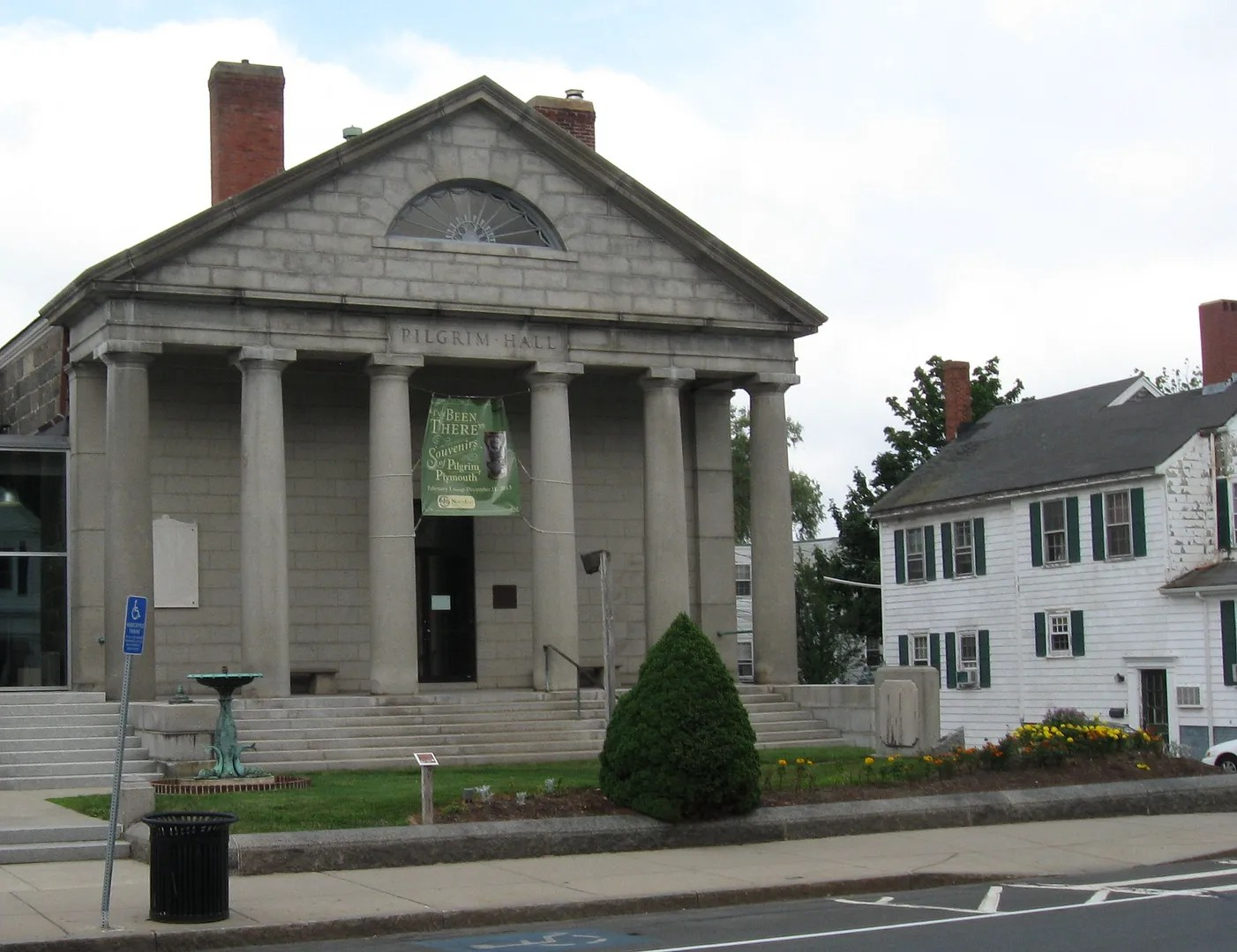 Pilgrim Hall, Plymouth, Massachusetts