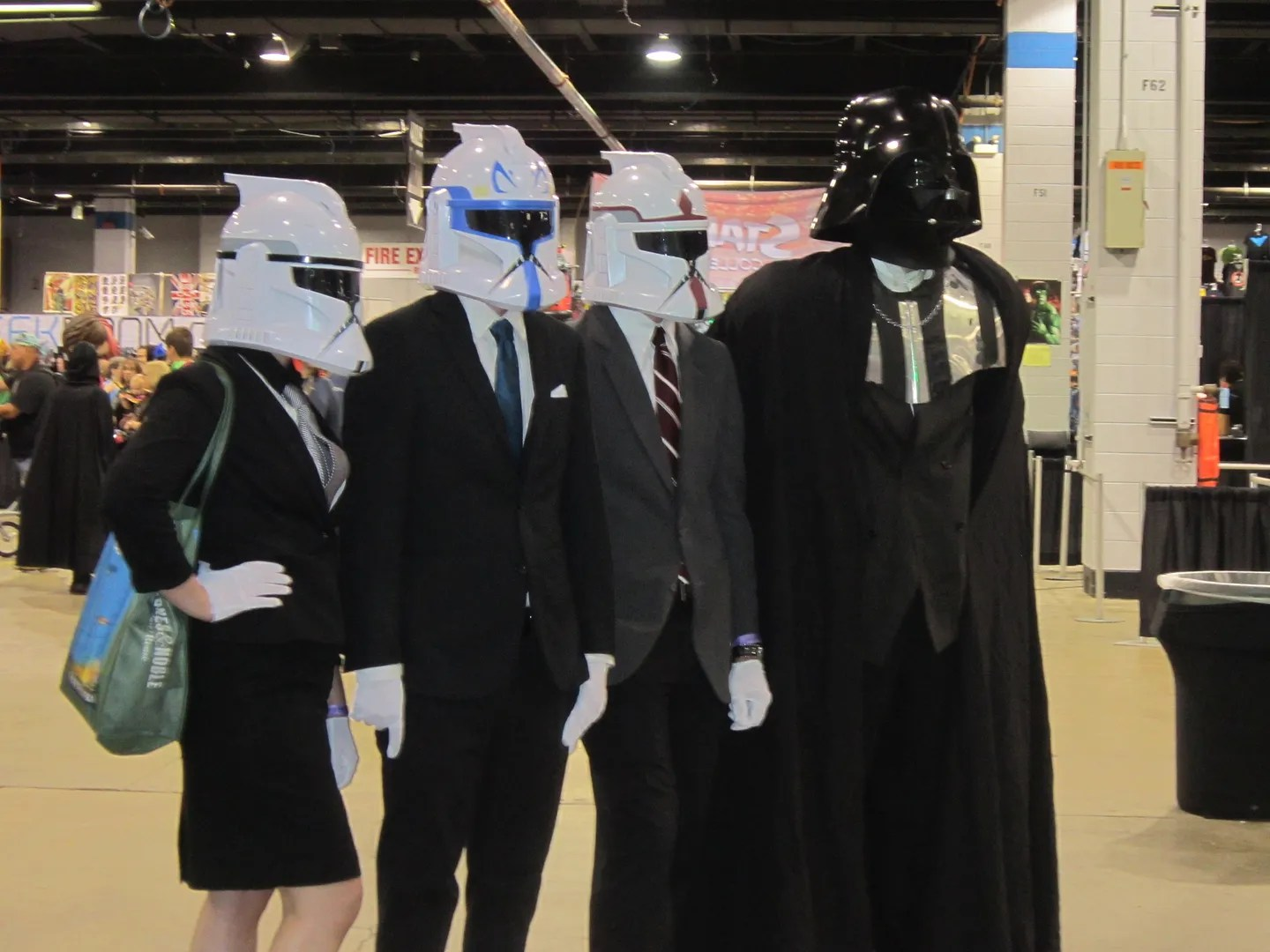 Star Wars, Empire style, Wizard World Chicago