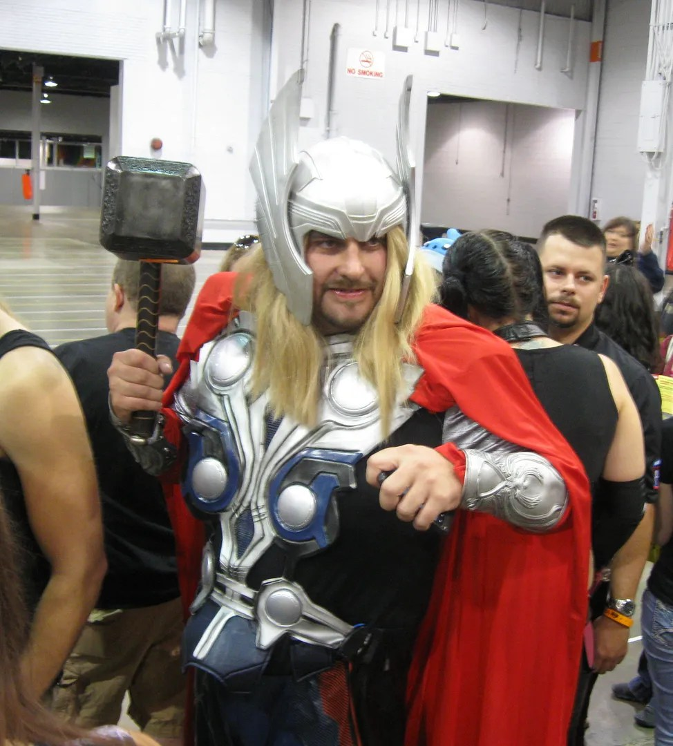 Marvel's Thor, Wizard World Chicago