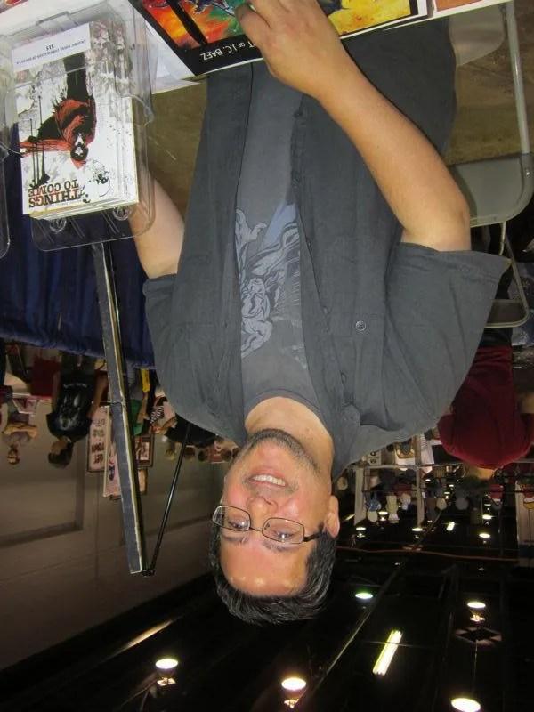 JC Baez, Wizard World Chicago 2013