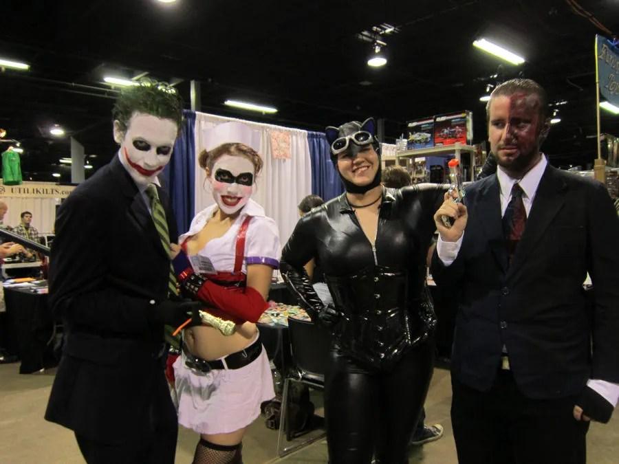 Bat-Rogues' Gallery