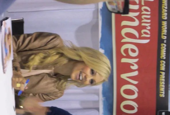 Laura Vandervoort, TV's Supergirl