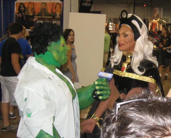HULK 360 presents the Storm interview THEY didn't want you to see!