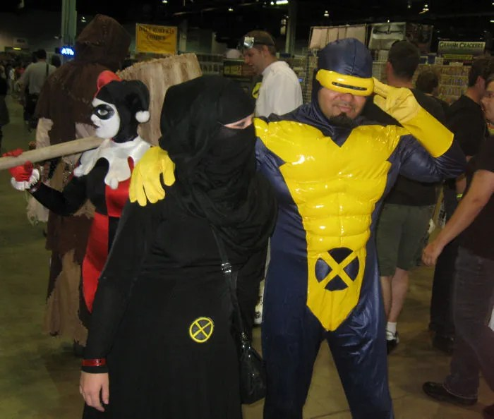 Dust and Cyclops.