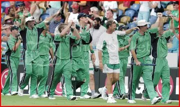 Ireland Stun Bangladesh  by 73 runs 2007 Cricket World Cup in West Indies