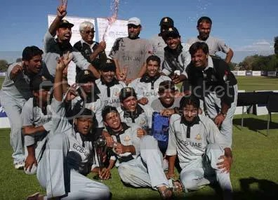 UAE Cricket team