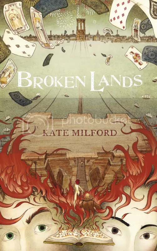 Broken Lands von Kate Milford