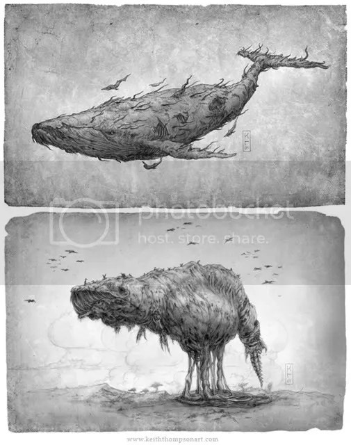 Keith Thompson, Leviathan