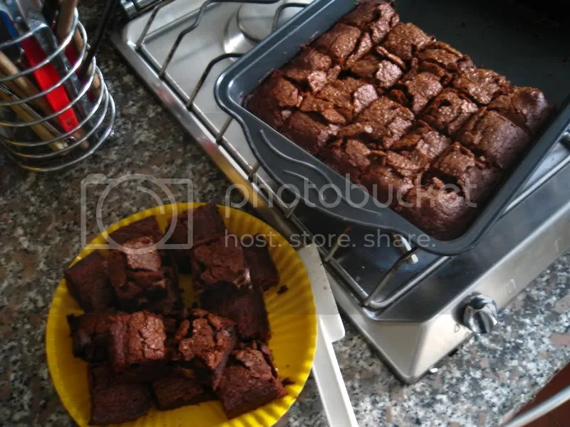 brownies again