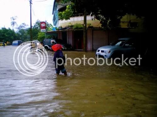 dili flood