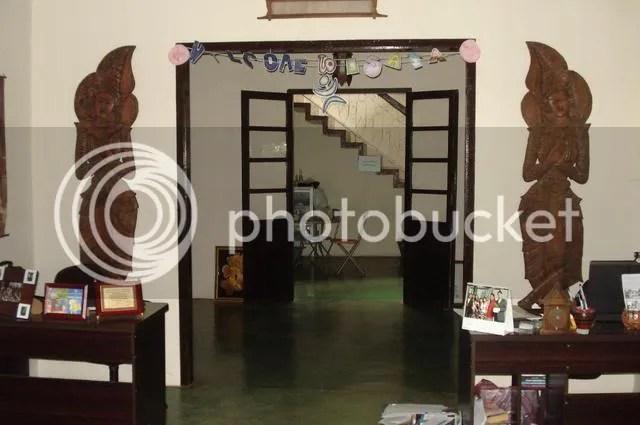 Isara entrance