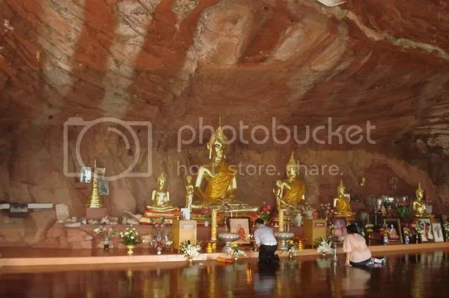 temple at phu tok