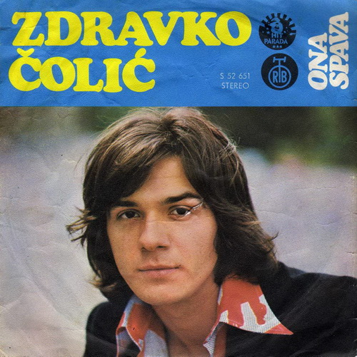 Здравко Чолич Zdravko Colic 1975 TI I JA Jugoton
