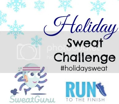 Learn about the Holiday Sweat Challenge
