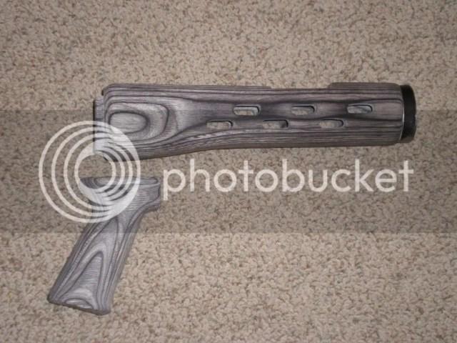 AR-15 Wood