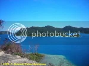 Mandeh Bay