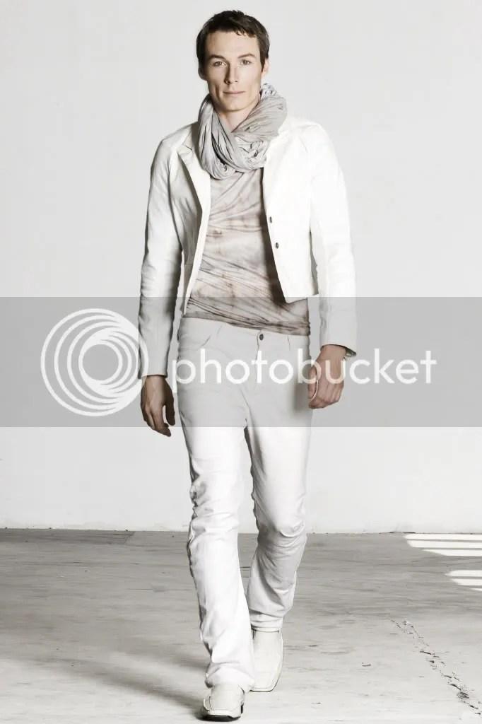 Graceful & White