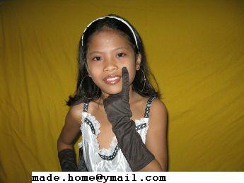 home made models judy ann