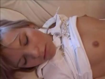 Leaked   Petite 18yo blonde filled up with dicks while still sleeping   Mega Collection 🔥