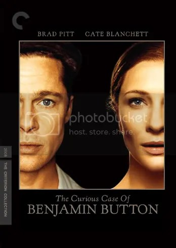 The Curious Case of Benjamin Button - Criterion Cover Art