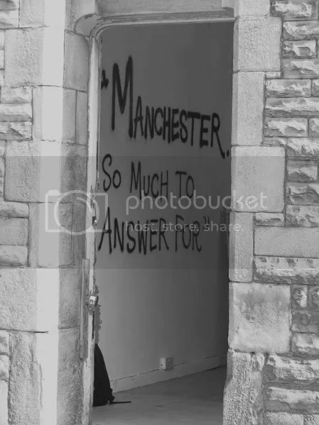Manchester - So Much To Answer For