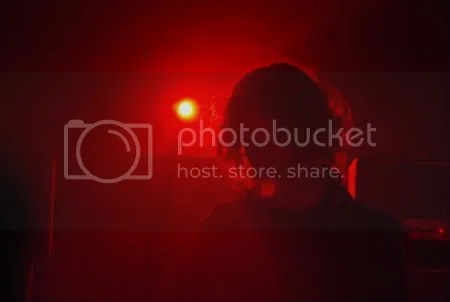 My Bloody Valentine\'s Kevin Shields (pic by me)
