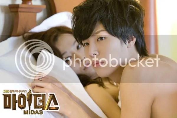 MIDAS (SBS) công khai những hình ảnh đầu tiên của playboy No Min Woo: Bed Scene