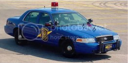 MichiganStatePolicecruisers.jpg Michigan State Police Crown Vic  cruiser image by wlittle1686