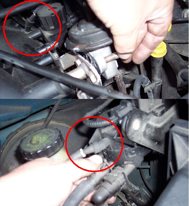 2002 Ford Escape Pcv Valve