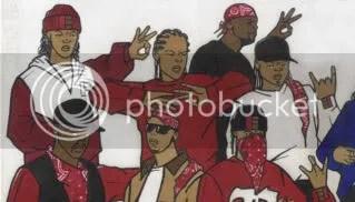 Jefferson Blood Gang [Un-Official] - Los Santos Roleplay