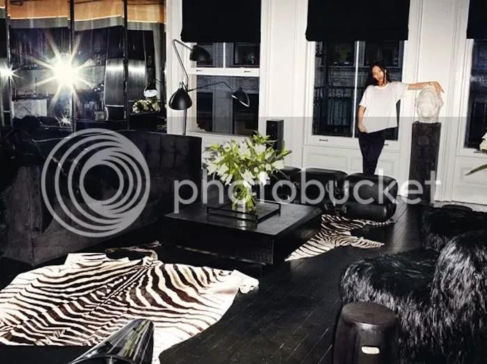 Alexander Wang's apartment