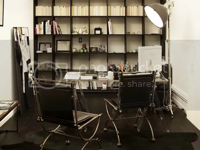 Alexander Wang offices via the selby
