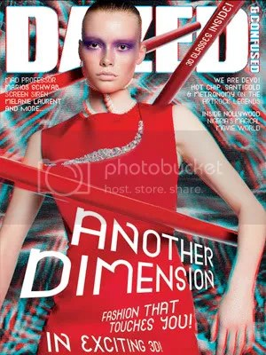 Julia Hafstrom in 3D! Cool!