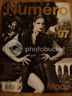 Numéro 97 - October 2008/Stephanie Seymour