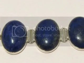 Lapis lazuli silver bracelet identify info how to test lapis lazuli for fakes genuine real gemstones tips