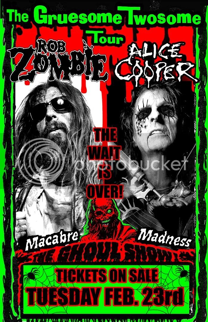 Zombie/Cooper Poster