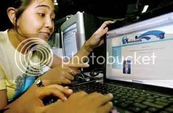 Siswa dan PSB Online 2009