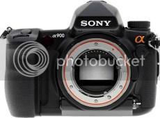 Sony Alpha 900 Body Only
