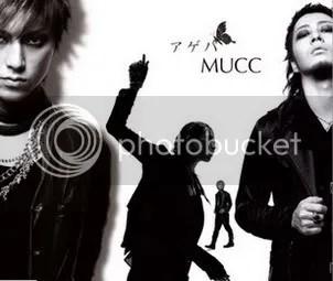 mucc - ageha