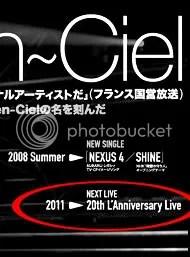 next live >> 2011