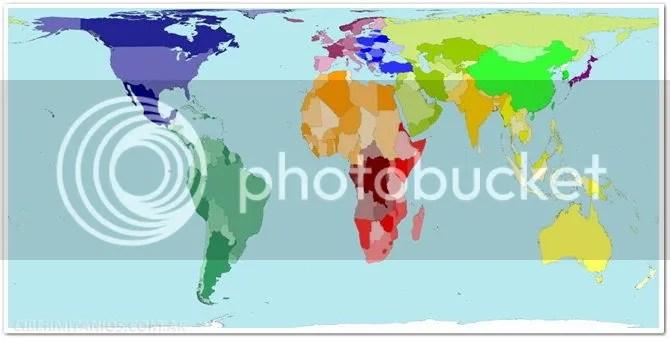 Distribución territorial