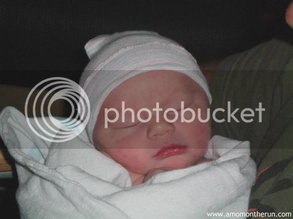 bradley birth story with doula