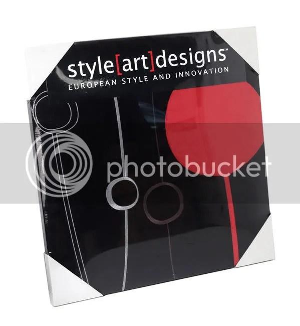Black Microsuede Art