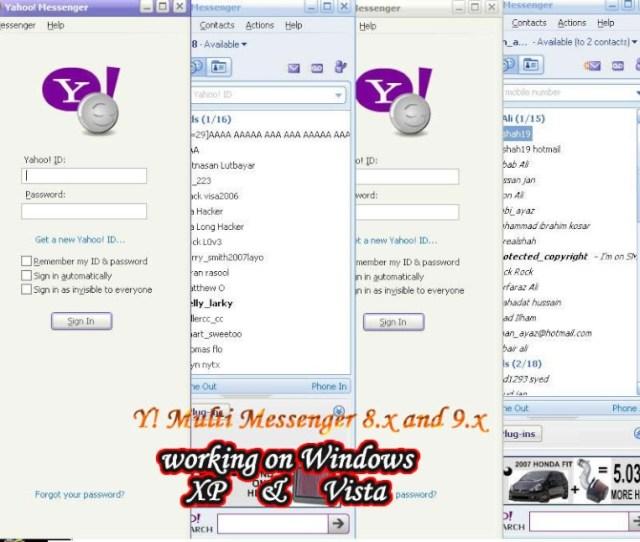 Old Versions Of Yahoo Messenger  50 Version Download