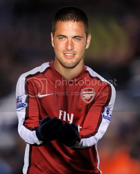 "What Joe Cole ""would look like in an Arsenal shirt"""