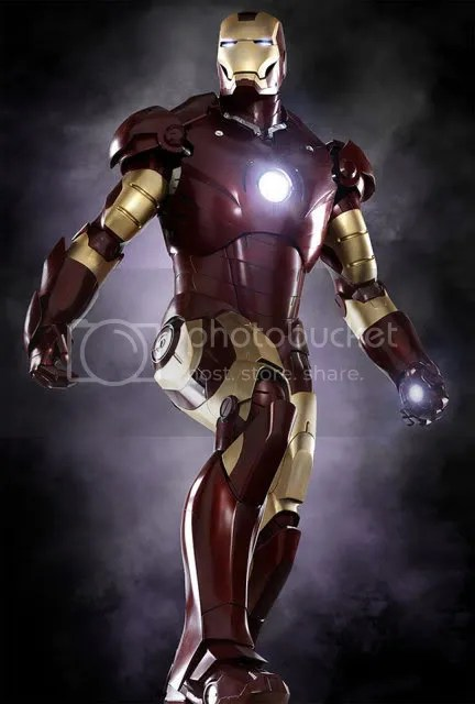 Iron Man! Pictures, Images and Photos