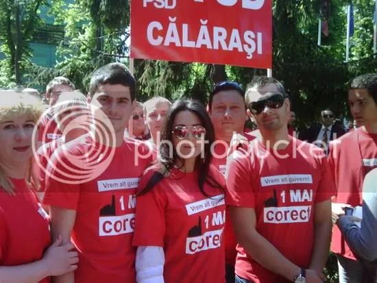 TSD Calarasi,Oana Niculescu-Mizil