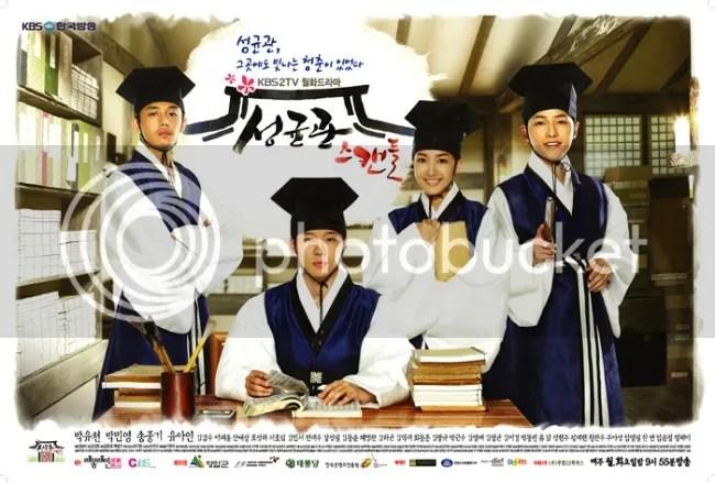Sungkyungkwan Scandal Poster