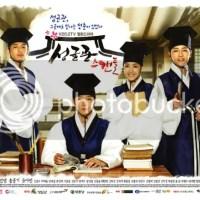 Drama Review: Sungkyunkwan Scandal