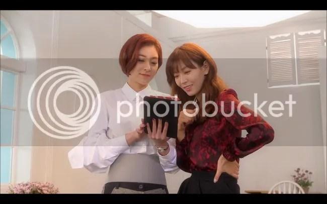 SeRyung and JooYeon